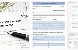Installment Payments 1